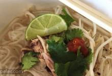 Day After Thanksgiving Turkey Pho