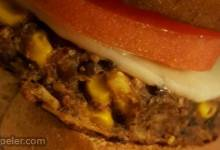 Delicious Black Bean Burgers