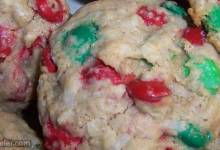 delicious christmas cookies