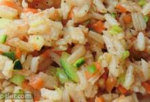 Delicious Vegan Fried Rice