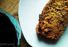 Delicious Whole Grain Banana Bread