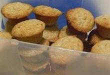 delish coconut muffins