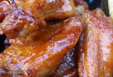 Detroit Hot Honey Wings