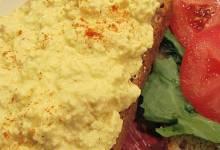 deviled eggless salad