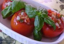 Deviled Tomatoes