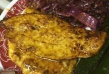 Dijon Lemon Grilled Chicken