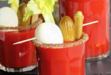dill pickle bloody mary