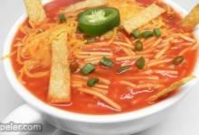 Dried Mexican Noodle Soup (Sopa Seca de Fideos)