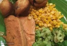 Easiest BBQ Pork Chops