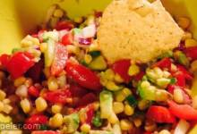 Easy Corn Salad - Great Side for BBQs