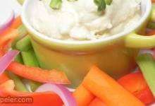 Easy Creamy Artichoke Dip