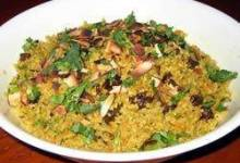 Easy Curry Couscous