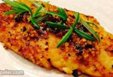 Easy Garlic Swai Fish