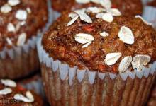 easy morning glory muffins