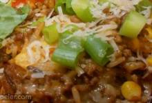 Easy One Pan Taco Skillet