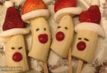 Easy Santa Treats for Kids