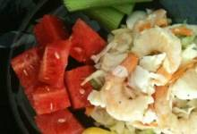 easy seafood salad