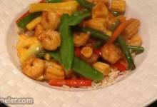 Easy Shrimp Stir-Fry