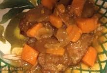 Easy Slow Cooker Pork Chops