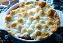 Easy Sweet Potato Casserole