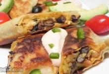 Easy Tex-Mex Chicken Tacos