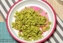 Egg and Broccoli Scramble