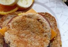 eggy doodle sandwiches