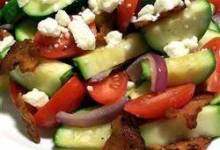 Elegant Zucchini and Tomatoes