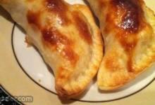 Empanadas de Jamon y Roquefort (Ham and Roquefort Empanadas)