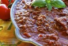 Enhance That Jar of Spaghetti Sauce