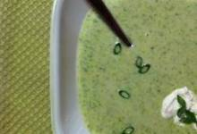 Erin's Cheesy Broccoli Soup