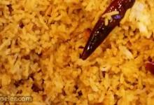 Exotic ndian Tangy Rice