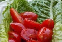 Fast, Fresh Grape Tomato Salad
