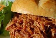 faye's pulled barbecue pork