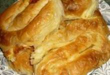 Feta Cheese Burek (Phyllo Dough)