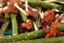 Fiance's Favorite Savory Green Beans