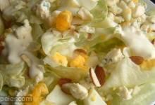 First Class Bleu Cheese Salad