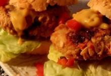 fish burger surprise