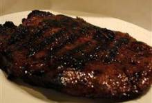 Flank Steak Barbecue