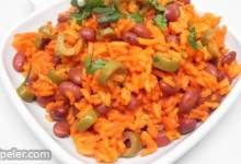 Flavorful Spanish Rice and Beans