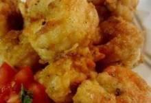 Fluffed Spice Prawns