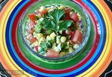 Fresh Corn Relish or Salsa