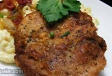 Fried Pork Chop