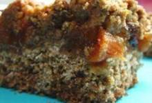 Fruit Oatmeal Cookie Bars