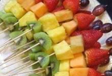 fruity fun skewers