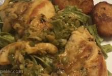 Garlic Chive Chicken