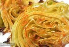 Garlic Loves Roasted Cabbage