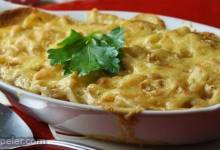 Garlic Potatoes Gratin