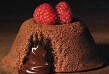 ghirardelli® ndividual chocolate lava cakes
