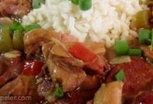 Gluten-Free Chicken and Sausage Gumbo